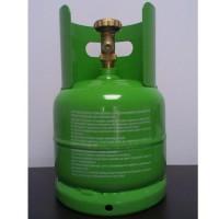 Фреон R1234yf - бутилка 2.5 кг.