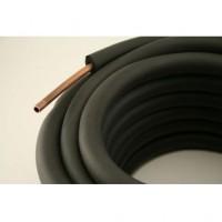Изолация тръбна INSOFLEX 10х6 мм черна с талк