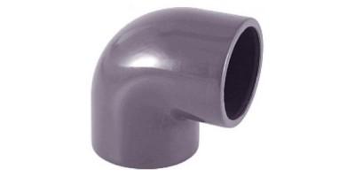 Коляно Ф32 - PVC