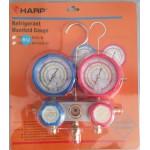 манометри удароустойчиви HARP - TMG-2-R32 - G