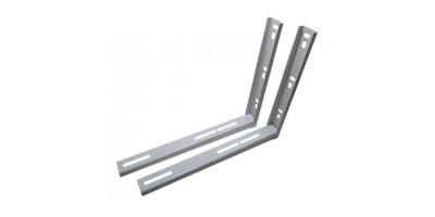 Стойки за климатик - стомана - 365/430/1.5 мм