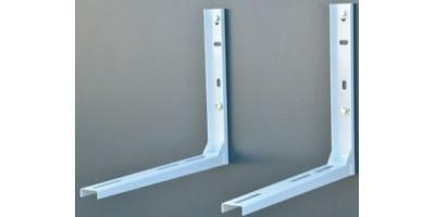 Стойки за климатик - стомана - усилени - 400/500/2 мм