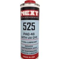 Хладилно масло NEXT 525 PAG 46 с УВ оцветител - 1л.