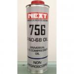 Хладилно масло NEXT 756 PAO 68 - 1л.
