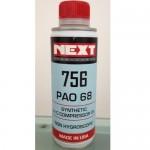 Хладилно масло NEXT 756 PAO 68 - 250мл.