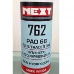 Хладилно масло NEXT 762 PAO 68 с УВ оцветител - 1л.