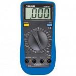 Дигитален мултицет VALUE - VDM-151
